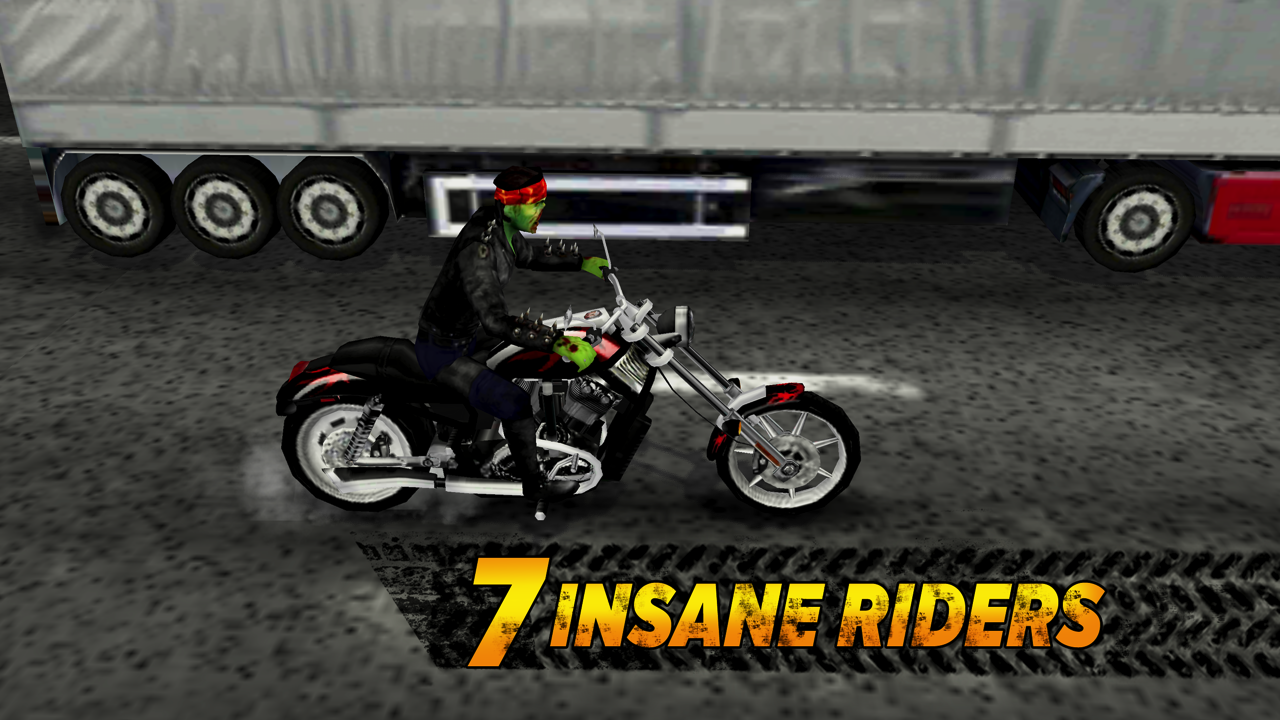 Highway Rider Screenshot 4