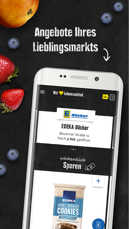 EDEKA - Angebote & Coupons Screenshot 0
