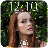 Photo Fireflies lockscreen APK for Bluestacks