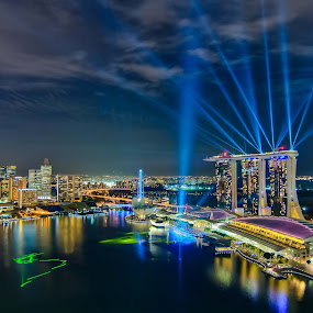 Let the show begin! by Tim Teo - Buildings & Architecture Other Exteriors