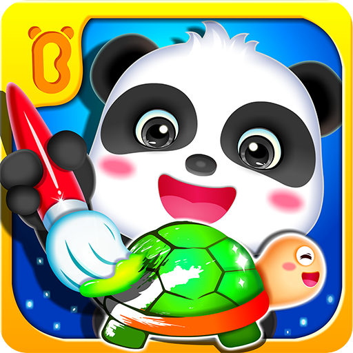 Baby Panda's Drawing Book - Painting for Kids (game)