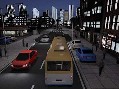 Bus Simulator PRO 2016 Unlimited money