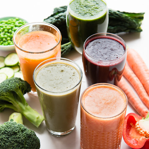 5 Vitamin-Packed Veggie Smoothie Recipes