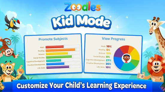 App Kid Mode: Free Learning Games version 2015 APK