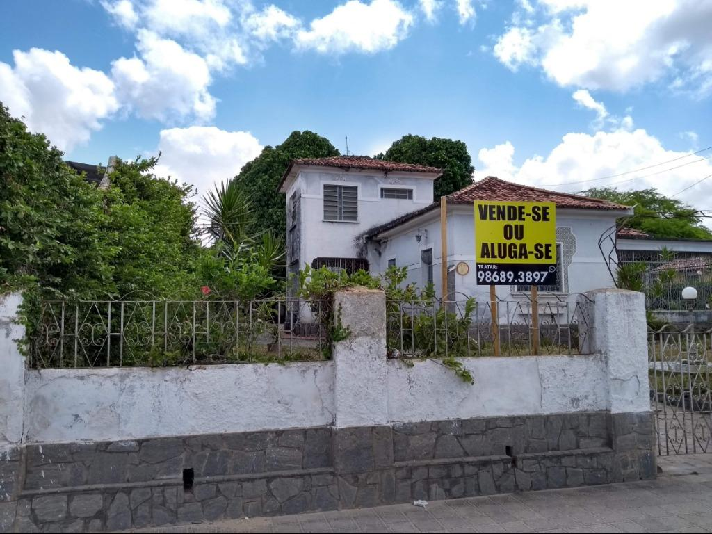 Área à venda, 1400 m² por R$ 980.000,00 - Tambiá - João Pessoa/PB