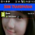 App BBM Transparan Terbaru 2016 apk for kindle fire