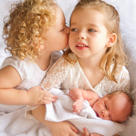 siblings by Wendy Berning - Babies & Children Babies
