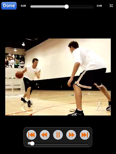 Basketball Skills Training - screenshot