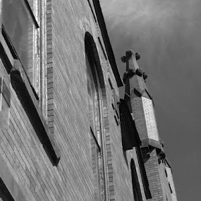 Such Great Heights by Cindy Swinehart - Buildings & Architecture Places of Worship