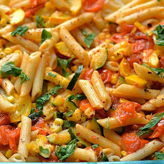 Frozen Vegetables Pasta Recipes