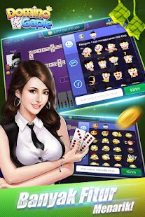 Domino Gaple Online- screenshot thumbnail