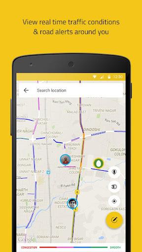 Traffline: Traffic & Parking screenshot 3