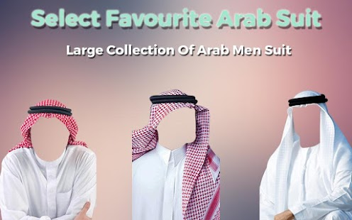 Arab Man Photo Maker- screenshot thumbnail