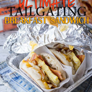 Tailgate Sandwiches Recipes