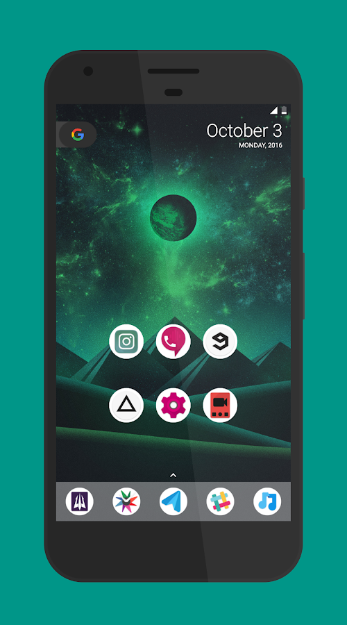 Pixie - Icon Pack Screenshot 1