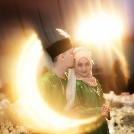 Them Love by Mohd Najib Zakaria - Wedding Bride & Groom ( #malaywedding #bridegroom )
