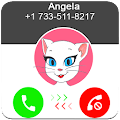Game Call From Talking Angela APK for Windows Phone