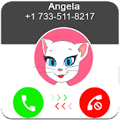 Download Full Call From Talking Angela 1.0 APK