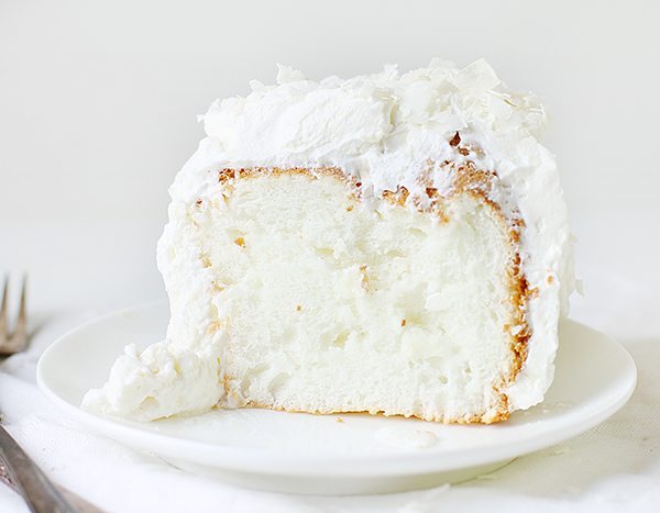 Coconut Angel Food Cake Recipe | Yummly
