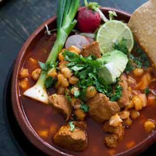 Posole Mexican Cooking Recipe Adapted