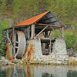 by Kjetil Salomonsen - Buildings & Architecture Decaying & Abandoned