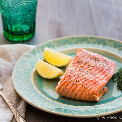 How To Steam Salmon