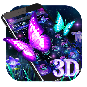 Butterfly Launcher For PC / Windows 7/8/10 / Mac – Free Download