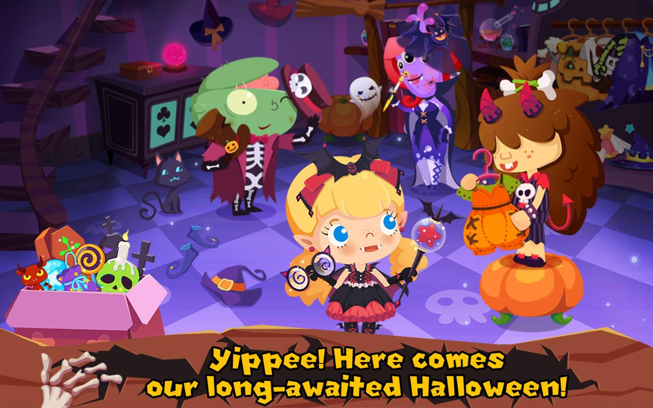 Candy's Halloween Screenshot 1