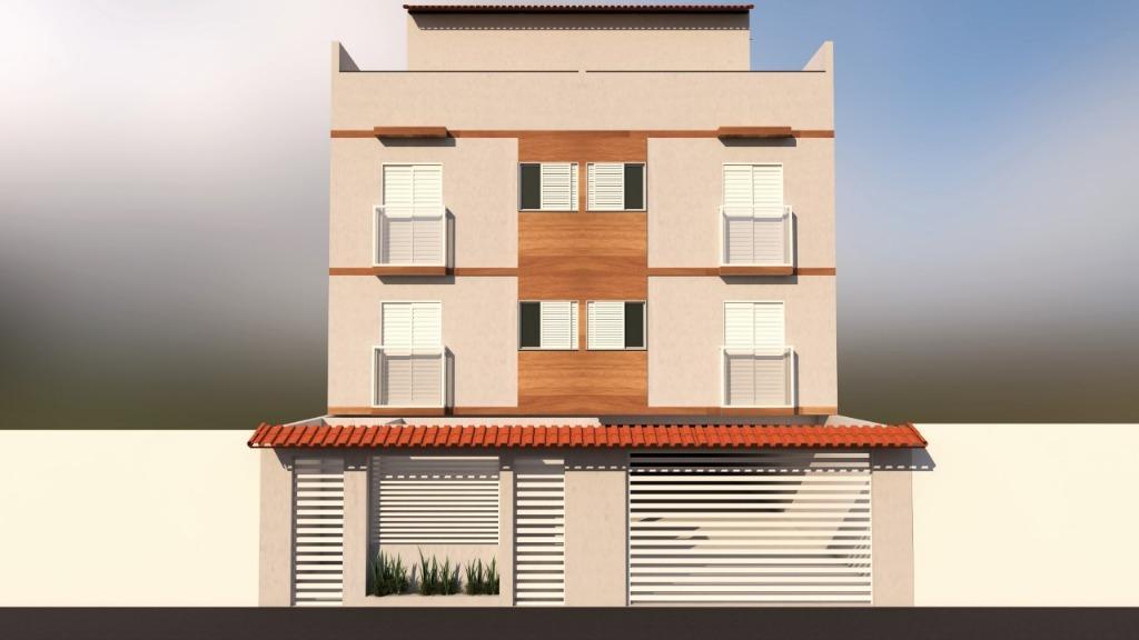 Vila Príncipe de Gales Apartamento Vila Príncipe de Gales, Santo André (ap2302)