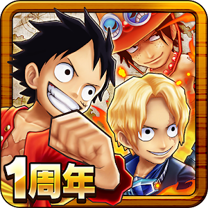 ONE PIECE サウザンドストーム android