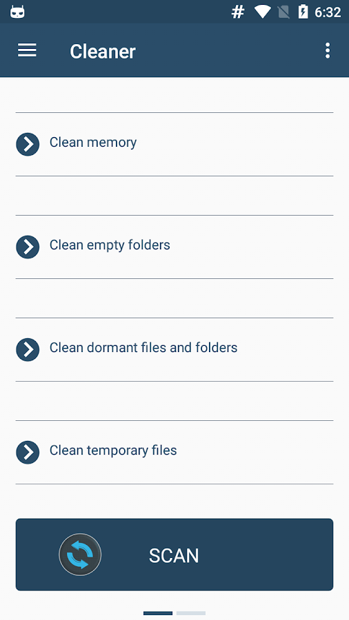Root Cleaner | System Eraser Screenshot 1
