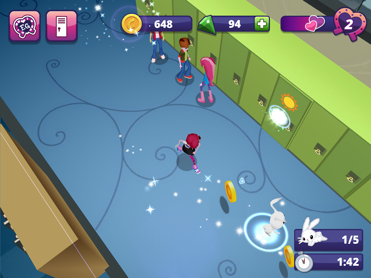Equestria Girls Screenshot 4