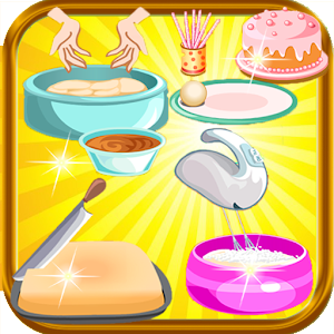 Cook choklate Cake Girls Games