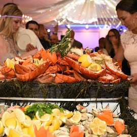 Lobster Bar by Lorraine D.  Heaney - Food & Drink Plated Food