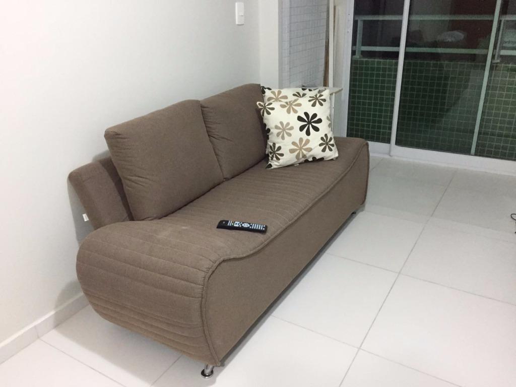 Flat residencial à venda, Tambaú, João Pessoa - FL0055.