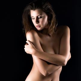 © Rampix Photography by Adriaan Oosthuizen - Nudes & Boudoir Artistic Nude ( studio, olga kaminska, nude, rampix photography, fine art, @rampix_mk, saracen, #rampix )