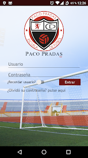 EF Paco Pradas - screenshot