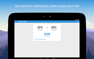 Screenshot of Hipmunk Hotels & Flights
