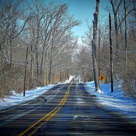 by Darrell Tenpenny - Transportation Roads