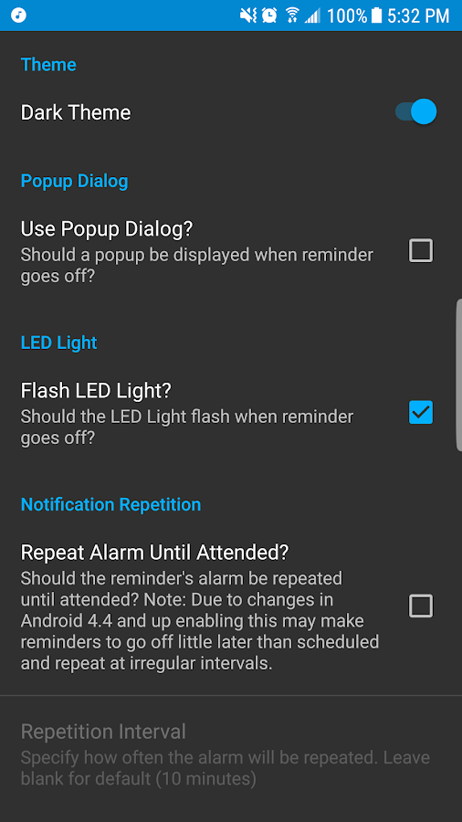 Simplest Reminder Pro Screenshot 5