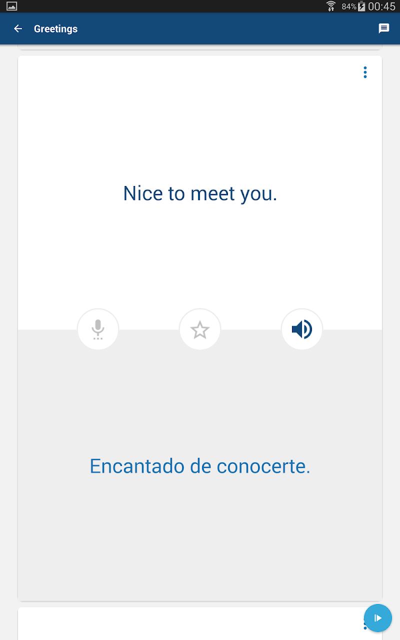 Travel Phrasebook | Foreign Language Translator Screenshot 13