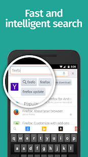 Firefox. Browse Freely for Lollipop - Android 5.0