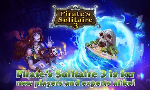 Pirate's Solitaire 3 - screenshot