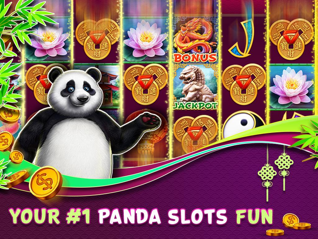 Panda Best Slots Free Casino Screenshot 5