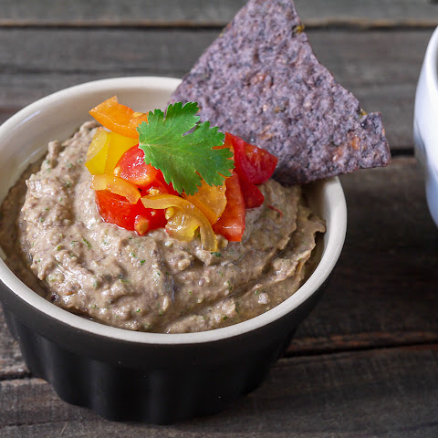 Chipotle Black Bean Hummus