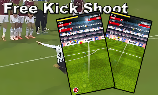 free kick shootout games
