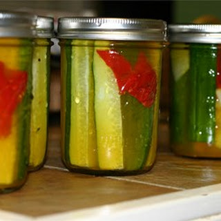 Canning Sweet Pickles Onions Recipes