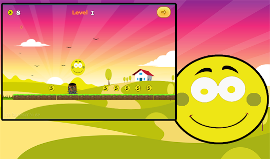 Sponge BAll - screenshot
