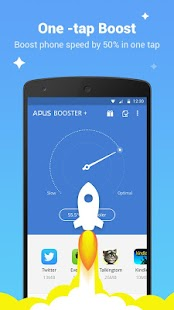 APUS Booster+ - Clean, Boost- screenshot thumbnail