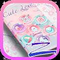 Free Download Cute Love ZERO Launcher APK for Blackberry